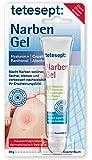 tetesept Narben Gel – Narbengel verbessert das Erscheinungsbild von Narben - das pflegende Gel macht sie weicher, flacher & blasser – 1 x 20 g