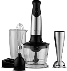 Butterfly HBP17 400-Watt Hand Blender (Black/Silver)