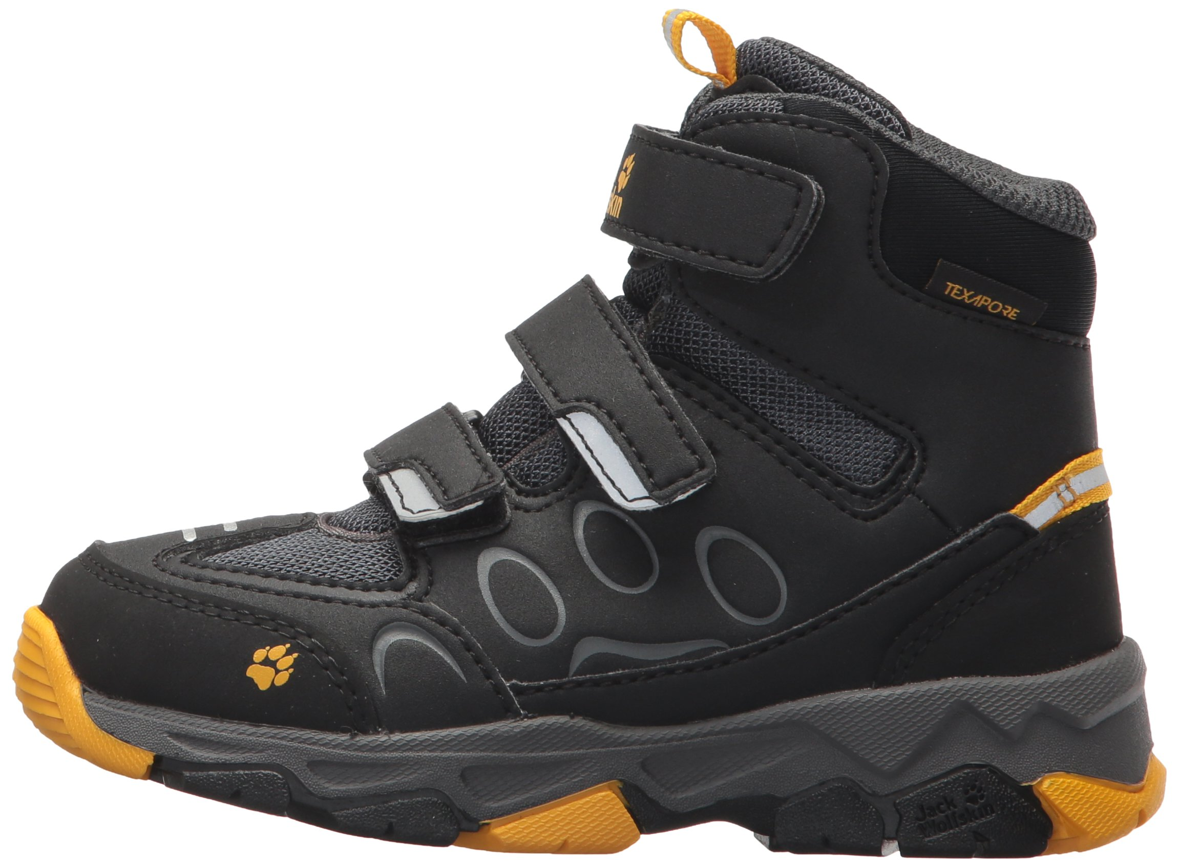 Jack Wolfskin Boy's Unisex Kids' MTN Attack 2 Texapore Mid Vc K High Rise Hiking Shoes Child 5