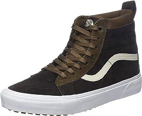 Vans Unisex-Erwachsene Sk8-hi MTE Sneaker, Schwarz, 43 EU