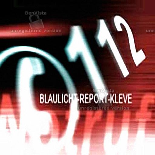 Blaulicht-Report KLEVE hier kaufen
