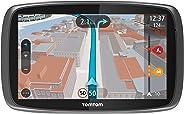 TomTom GO 600 (6 Pouces) Europe 45 Cartographie et trafic à Vie (1FA6.002.02) (Reconditionné Certifié)
