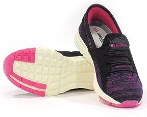 SAGMA Women's Breathable Casual Slipon Shoes (Size: UK/India 9)
