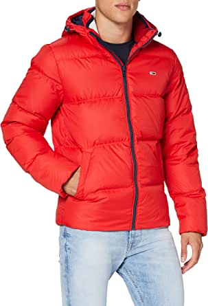Tommy Jeans Tjm Essential Down Jacket Giacca Uomo