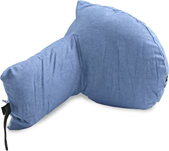 Travel Pillow The JetRest® Original Denim Blue: Amazon