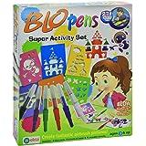 Ekta Blow Pen Super Activity Set by Krasa Toys