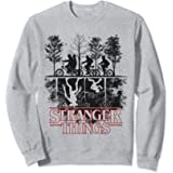 Stranger Things The Upside Down Logo Sweatshirt