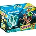 Playmobil - Scooby-Doo! Scooby & Sammy avec Fantôme - 70287