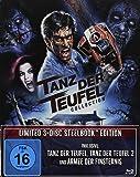 Tanz der Teufel Collection - (Tanz der Teufel/Tanz der Teufel 2/Armee der Finsternis) [Blu-ray]