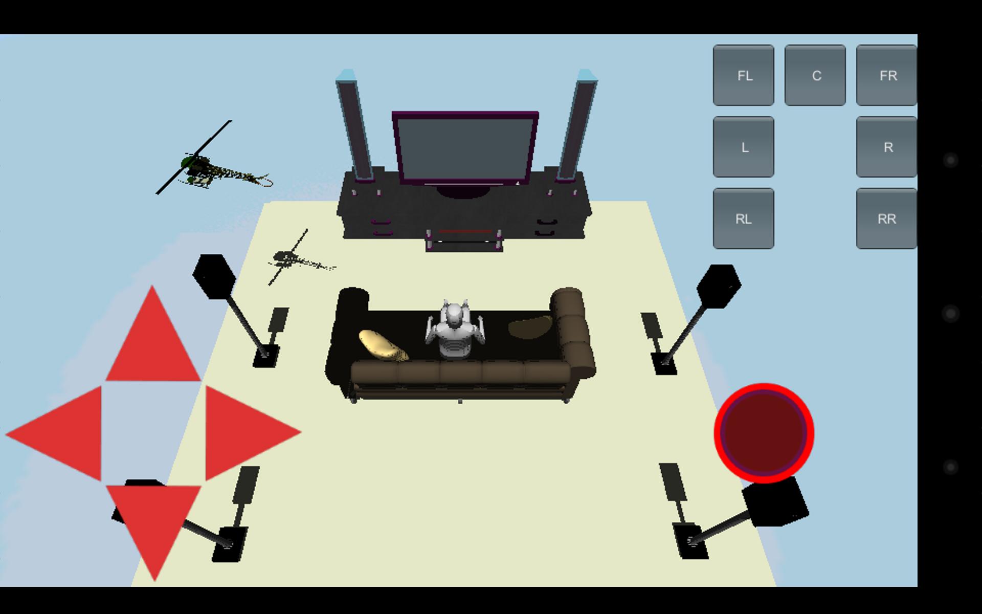 Surround Test - 6