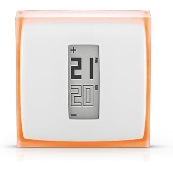 Termostato Intelligente per caldaia individuale - Netatmo by Starck - Termostato Wifi
