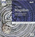 Magellan: Lesung mit Hans-Helmut Dickow (1 mp3-CD)