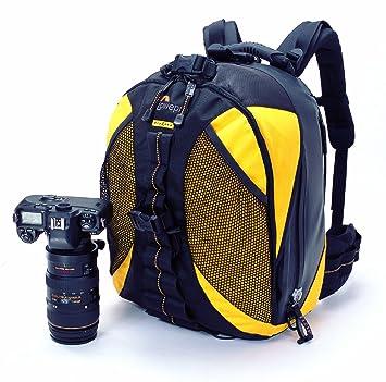 Lowepro Dryzone 200 Waterproof Backpack - Yellow: Amazon.co.uk ...