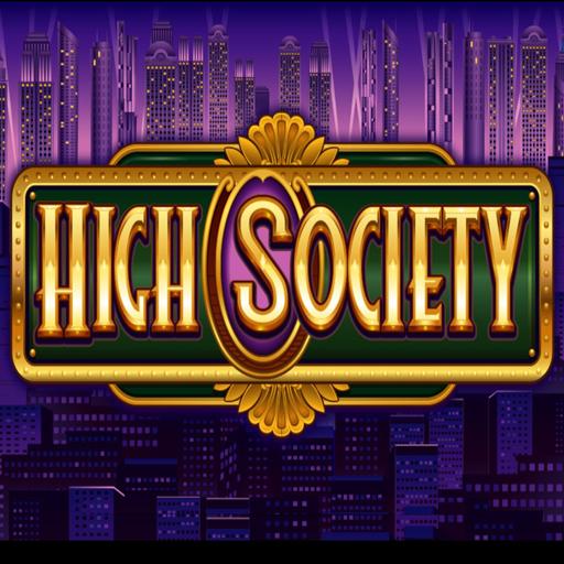 Casino Spielautomat mit Luxus Stimmung - High Society von Microgaming