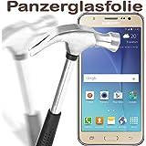 tomaxx Glas für Samsung Galaxy J5 Glas Glasfolie 9H Panzerglas Panzerglasfolie Schutzfolie Schutzglas Displayschutzglas