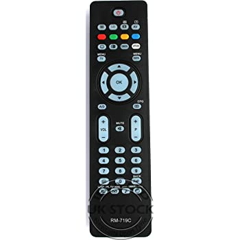 Universal TV Remote Control For Philips Television , WITHOUT SETUP