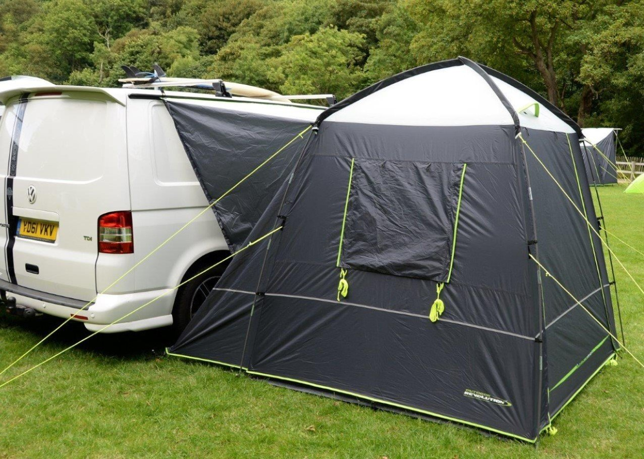2017 Outdoor Revolution Outhouse XL Handi Campervan Driveaway Awning 1