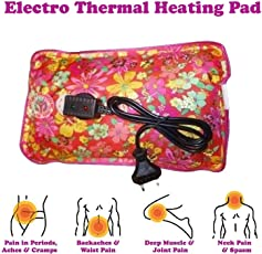 Aagam Heat Bag Hot Gel Massager For Winter Aches Reliever Rectangle Shaped