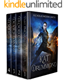 The Kat Drummond Collection Box-Set: An Action Urban Fantasy Series (Books 1-4 + Bonus Material)
