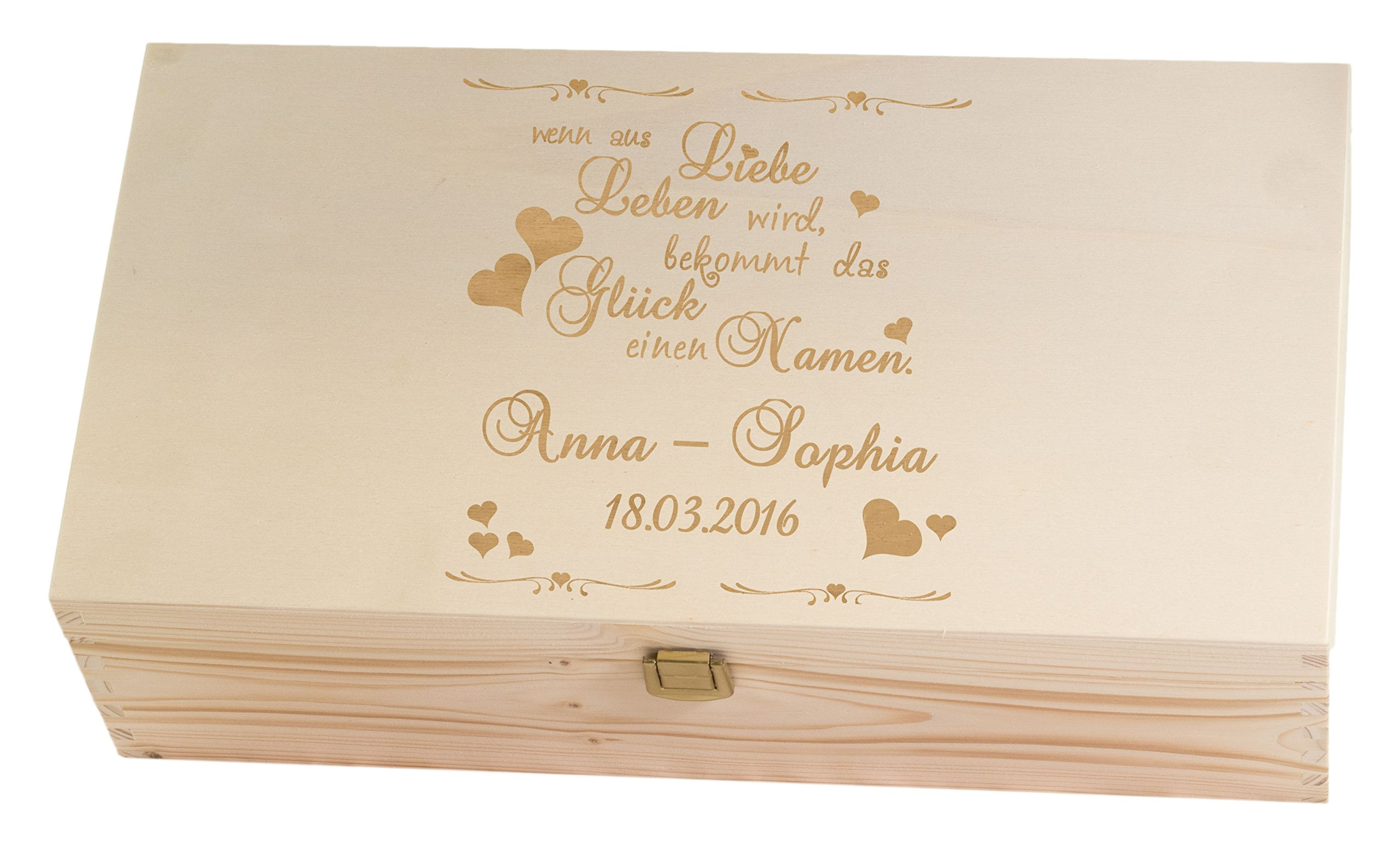 Feiner-Tropfen Erinnerungskiste Holz personalisiert mit Namen Wunsch Gravur 3 7