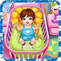Cute Little Baby Care Spiele für Mädchen