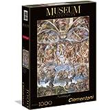 Clementoni- Michelangelo G.U. Museum Collection Puzzle, 1000 Pezzi, 39250