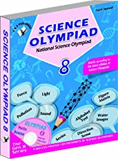 National Science Olympiad - Class 8  with CD: Theories with Examples, Mcqs and Solutions, Previous Questions, Model Test Papers