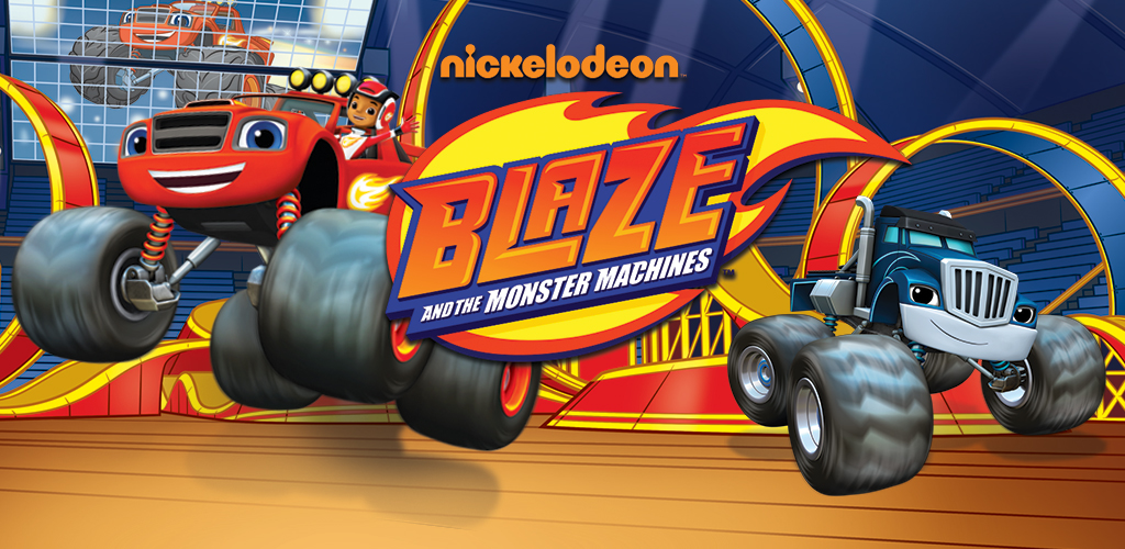 Blaze And The Monster Machines Fire Edition Amazon Co