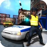 Traffic Police Driver Zone