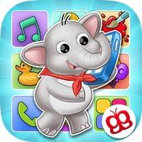 Buzz me! Spieltelefon - Alle Aktivitäten für Kinder in einem Spiel