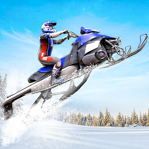 Snow Bike Stunt: motocross freestyle Track Master Simulator New 2019
