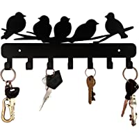 HeavenlyKraft Birds Metal Key Holder