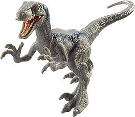 Action Figures Jurassic World Attack Pack - Velociraptor, Blue