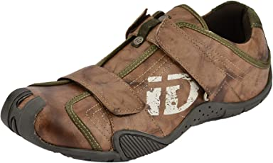 ID Men's Leather Hiking Shoes