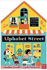 Alphabet Street: A Giant Lift-the-Flap Concertina Book! Board book