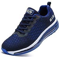 Azooken Chaussures de Course Homme Femme Chaussures de Sport Coussin d'air Baskets Loisirs Fitness Baskets en Plein Air…