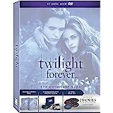 Twilight Forever: The Twilight Saga 5-Movie Collection