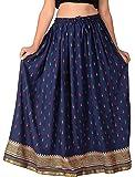 DIAMO Women Maxi Skirt