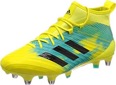 adidas Predator Flare (SG), Scarpe da Rugby Uomo