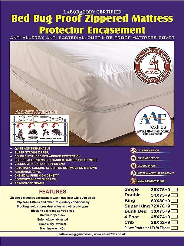 mattress encasement for bed bugs. double lab certified bed bug proof mattress encasement|fully encased anti buglnon noisy ,hypoallergenic |anti allergy |dust mites encasement for bugs e