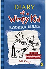Diary of a Wimpy Kid: Rodrick Rules (Book 2) Paperback