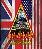 Def Leppard-London to Vegas [Édition Deluxe 2 Blu-Ray + 4 CD + Livre]