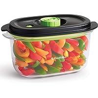 FoodSaver Contenitore Salva Freschezza per Sottovuoto da 1.2 litri, con Funzione Marinatura, BPA Free, Indicatore del…