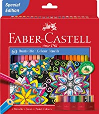 Faber-Castell 111260 Set Pastelli