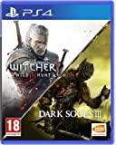 Dark Souls 3 The Witcher 3 Wild Hunt Compilation (PS4)