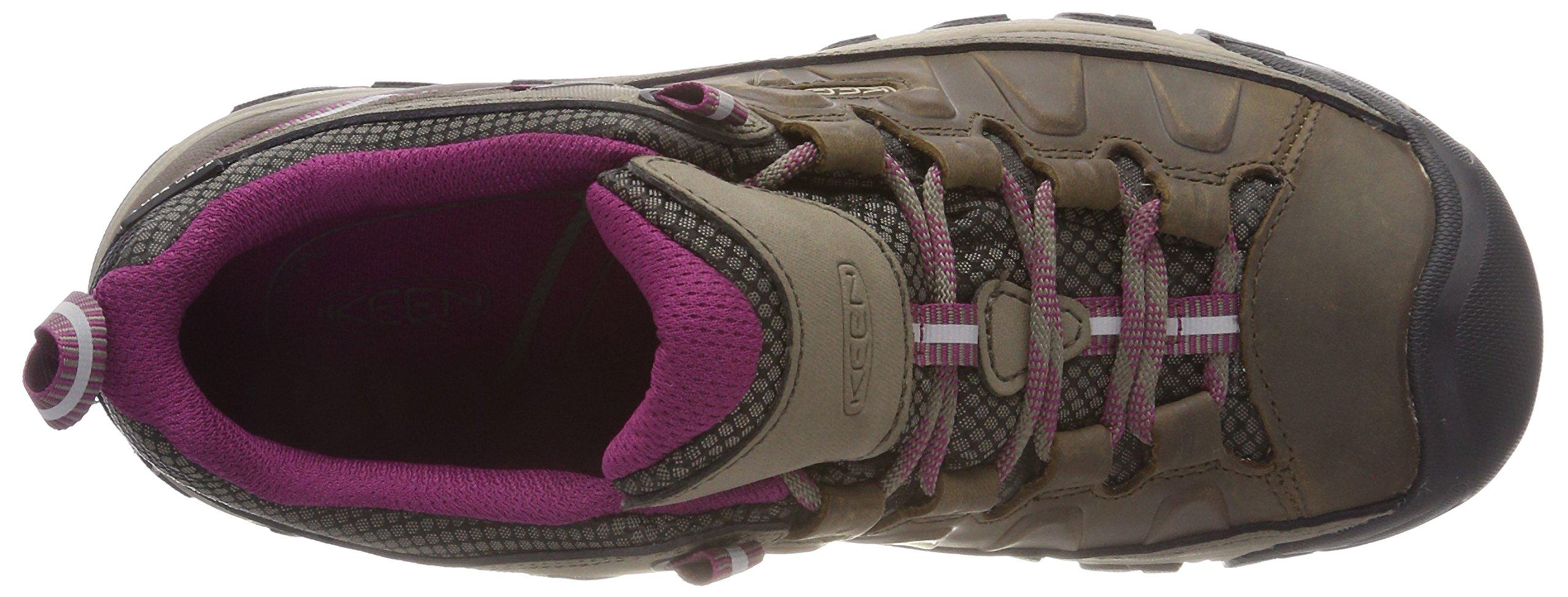 KEEN Women's Targhee Iii Wp Low Rise Hiking Shoes 7