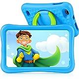 Vankyo Tablet para Niños con Cámaras de 5MP y 2MP, Tablet Infantil con ROM de 32GB, Tablet Niños con WiFi Processore Quad-Cor
