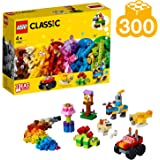LEGO Classic Basic Building Blocks for Kids (300 Pcs)11002