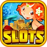 Un Magic Slots Fun World di Mermaid Witches & Monsters Casino mania per Android e Kindle Fuoco Gratis