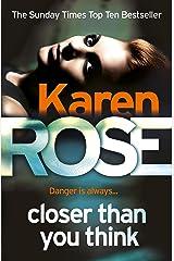 Closer Than You Think (The Cincinnati Series Book 1) Kindle Edition